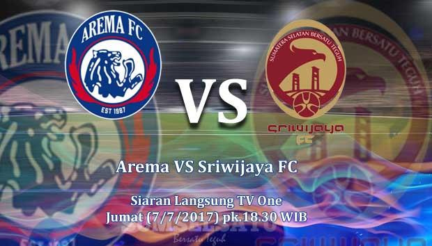 Arema FC vs Sriwijaya FC