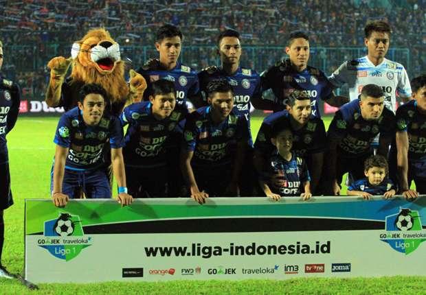 Hasil Pertandingan Arema FC vs Sriwijaya FC